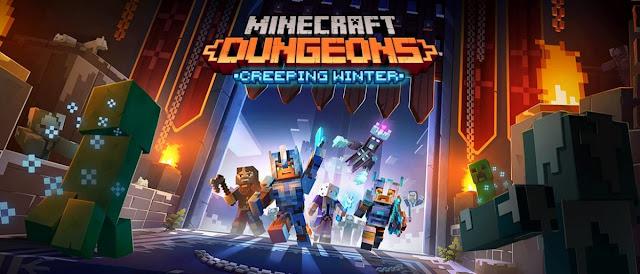 Minecraft Dungeons: YENİ ZİNDANLAR DLC'Sİ VE DAHA FAZLASI 8 EYLÜL'DE