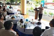 Kapolda Maluku Ajak Personilnya Makmurkan Tempat Ibadah