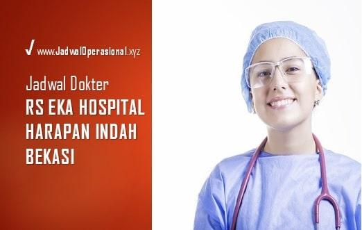 Jadwal Dokter RS Eka Hospital Harapan Indah