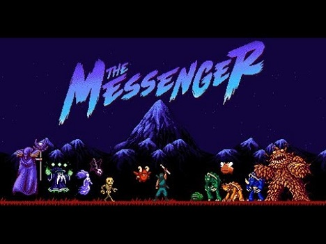 The Messenger Full Game Walkthrough