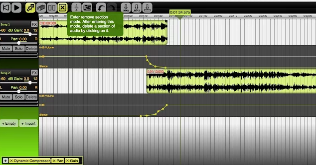 A Couple of Free Online Alternatives to Audacity