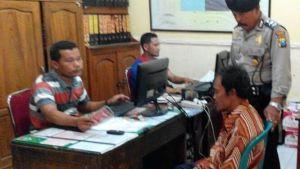 Kurang dari 24 Jam Pelaku Pencurian di SDN Mangkujayan 4 Dibekuk Polisi