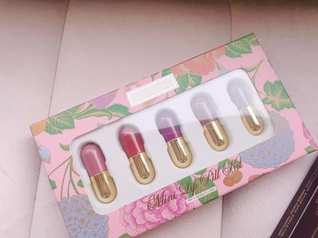 Winky Lux Mini Pill Lipsticks
