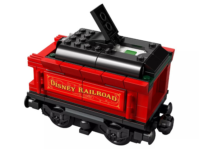 LEGO 71044 Disney Train and Station locomotive 迪士尼火車與車站