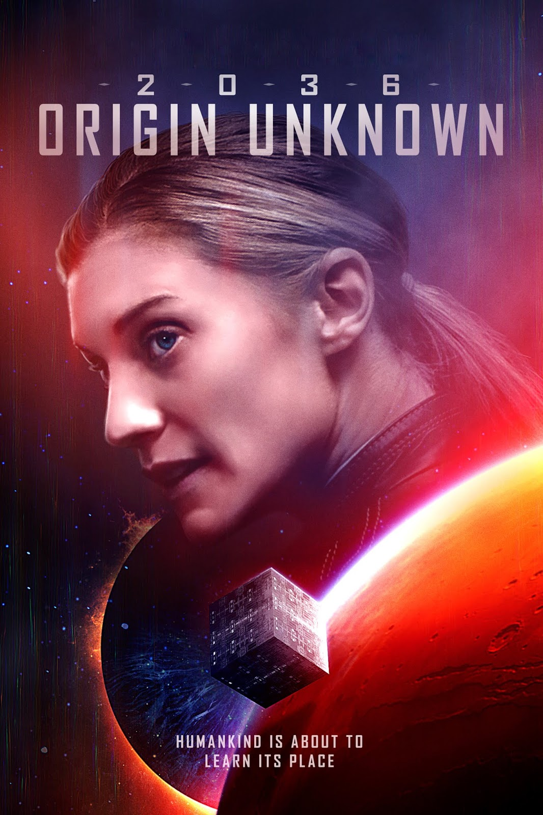 Origin Unknown [2017] [DVDR] [NTSC] [Subtitulado]