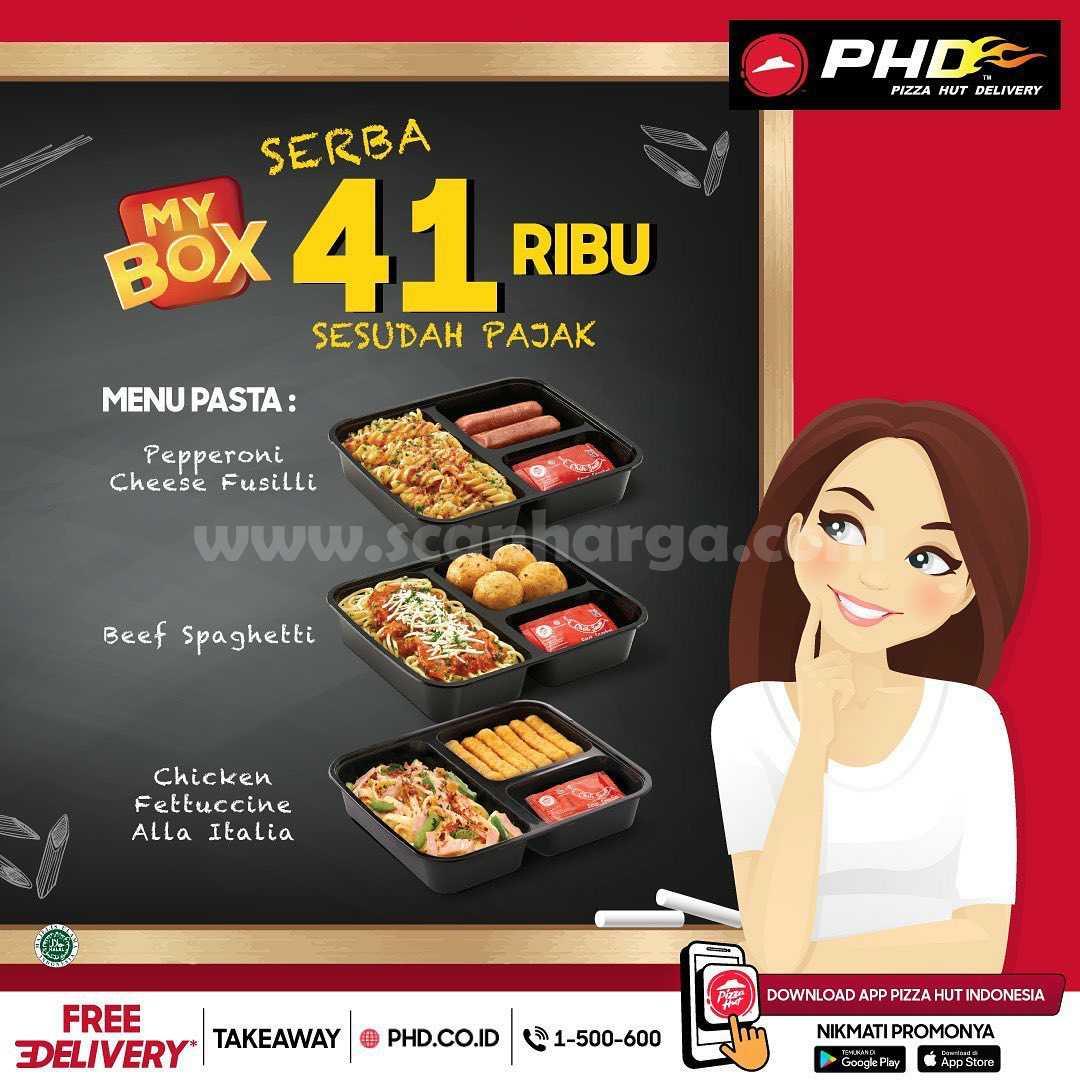 PHD Promo My Box Harga Serba Rp. 41.000,-