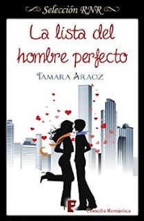 La lista del hombre perfecto - Tamara Araoz