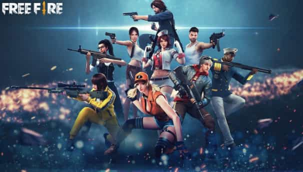 game garena free fire android