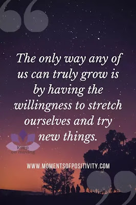 Stepping Outside Your Comfort Zone. Choose Growth Over Comfort