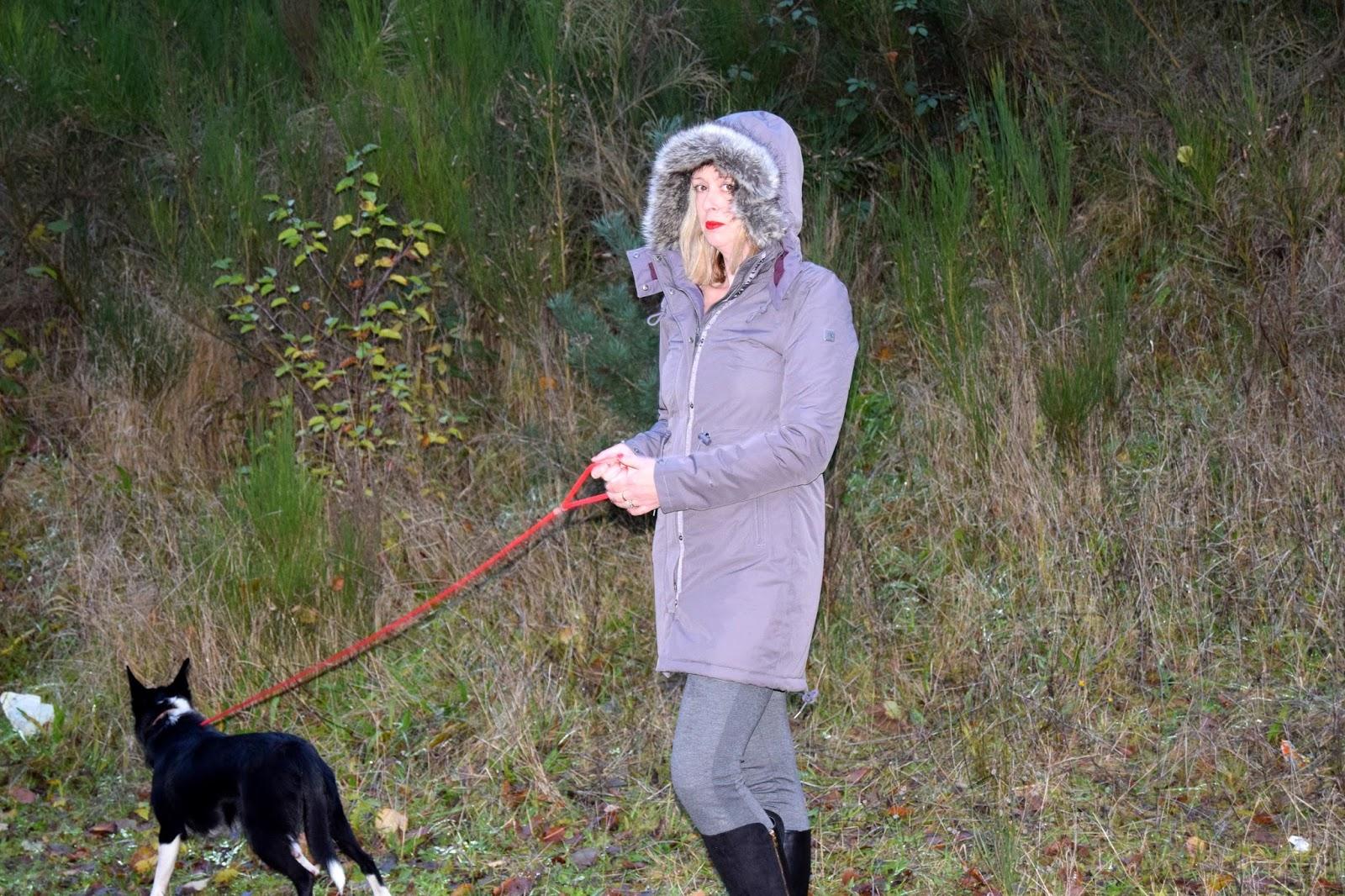 Women's Zaneck Faux Fur Parka