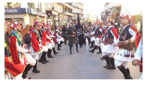 Οι Μωμό' εροι θα αναβιώσουν και φέτος στους δρόμους της Βέροιας