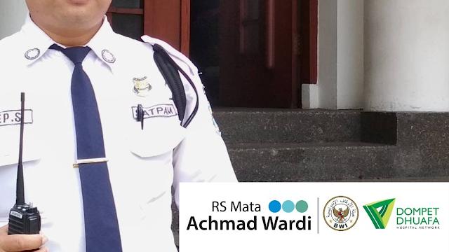 Lowongan Kerja Security RS Mata Ahmad Wardi Serang