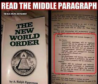 كتاب النظام العالمى الجديد