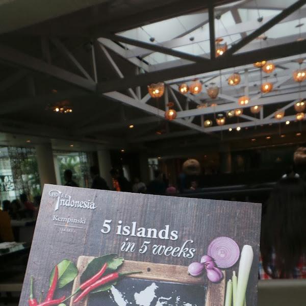 Cita Rasa Pulau Bali - Lombok bersama Signature Restaurant
