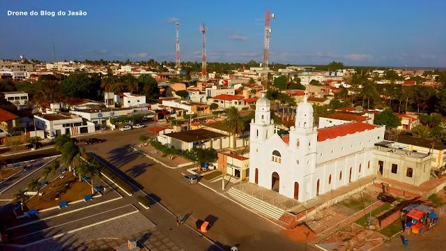 Blog do Jasão: João Câmara/RN: Primeiras imagens feitas pelo Drone ...