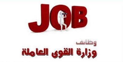 وظائف وزارة القوى العامله عن 9000 وظيفة خاليه فى عدد من المحافظات خلال شهر ديسمبر 2017