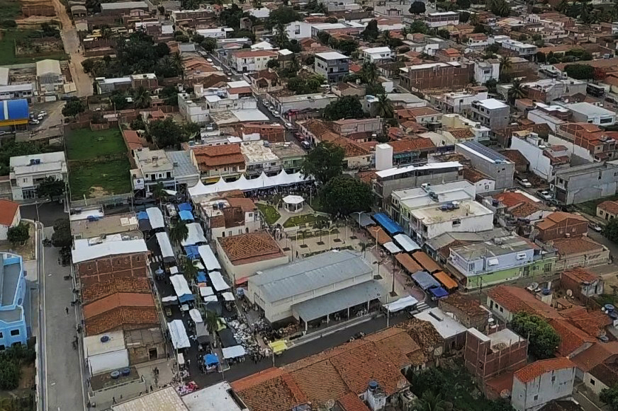 Governo de Guajeru mantém suspensão da feira-livre como uma das medidas de prevenção ao COVID-19