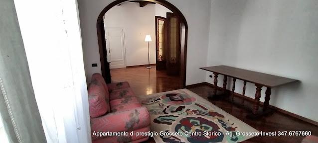 APPARTAMENTO DI PRESTIGIO NEL CENTRO STORICO DI GROSSETO, Grosseto Invest di Luigi Ciampi👈 immobiliare a Grosseto