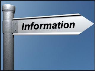 parameter informasi