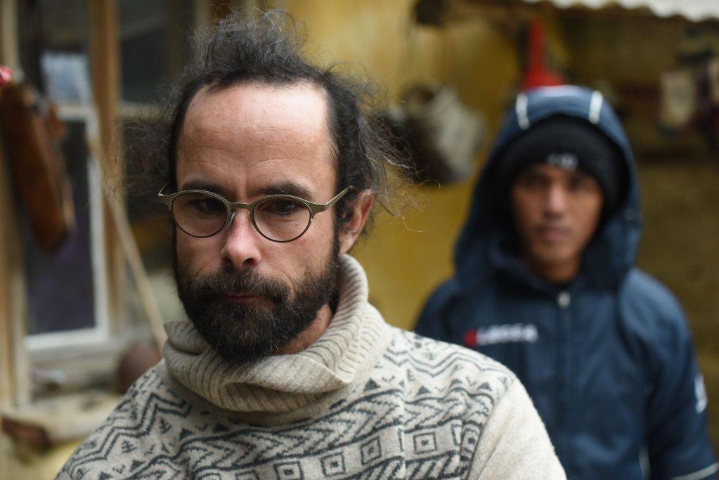 Cédric Herrou,  relaxé de toutes ses poursuites pour aide aux migrants par cette justice de gauche Française