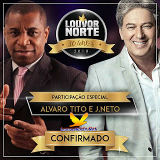 Alvaro Tito e J. Neto