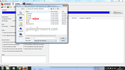 tutorial Flashing Menggunakan DFU Flash Tool atasi Bootloop