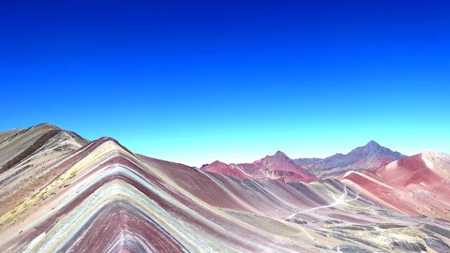 Rainbow Mountain (Vinicunca) - Peru
