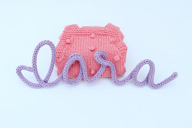 baby knits; knitting; tricot;