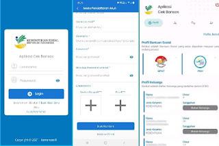 Cara Mengajukan Diri Untuk Menjadi Penerima Bantuan Sosial Dengan Aplikasi Cek Bansos Terbaru