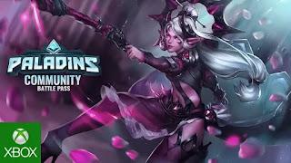 Paladins - Community Battle Pass já está disponível!