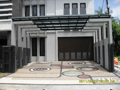 Jasa Tukang Taman Surabaya Harga Batu Alam Ampyangan