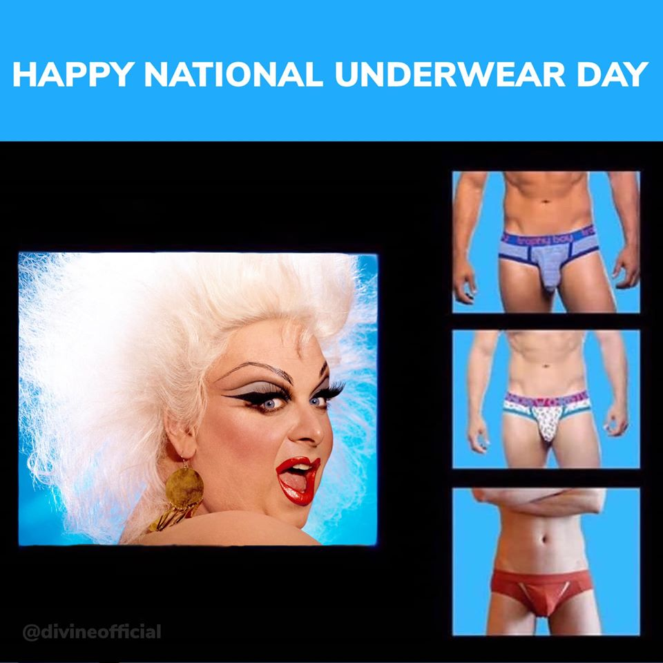 National Underwear Day