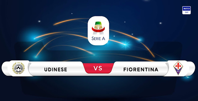Udinese vs Fiorentina Prediction & Match Preview