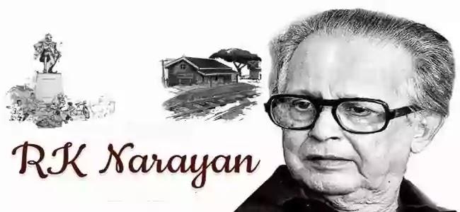 Indian Writer R.K. Narayan