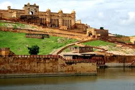 Hill fort in Rajasthan
