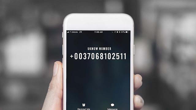 Nombor Siapakah Ini +0037068102511