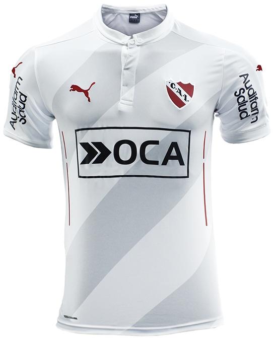 Puma lança terceiro uniforme do Independiente da Argentina - Show de ... 71f5c2b2db1f9