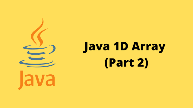 HackerRank Java 1D Array (Part 2) problem solution