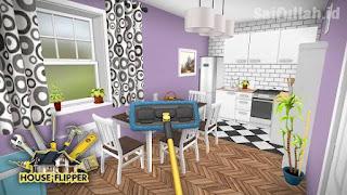 House Flipper Mod Apk v0.987 (Pro, Unlimited Money) Home Design, Renovation Games