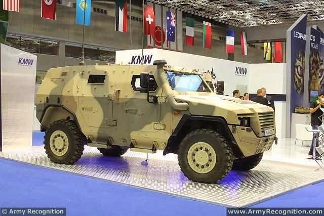 World Defence News: German Company KMW Introduces AMPV