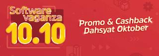 """Mekari Gelar Promo """"Softwarevaganza 10.10"""""""