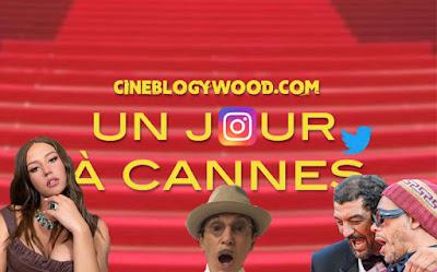 Festival de Cannes 2021 dimanche CINEBLOGYWOOD