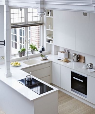 Stunning Minimalist Kitchen Decoration Ideas