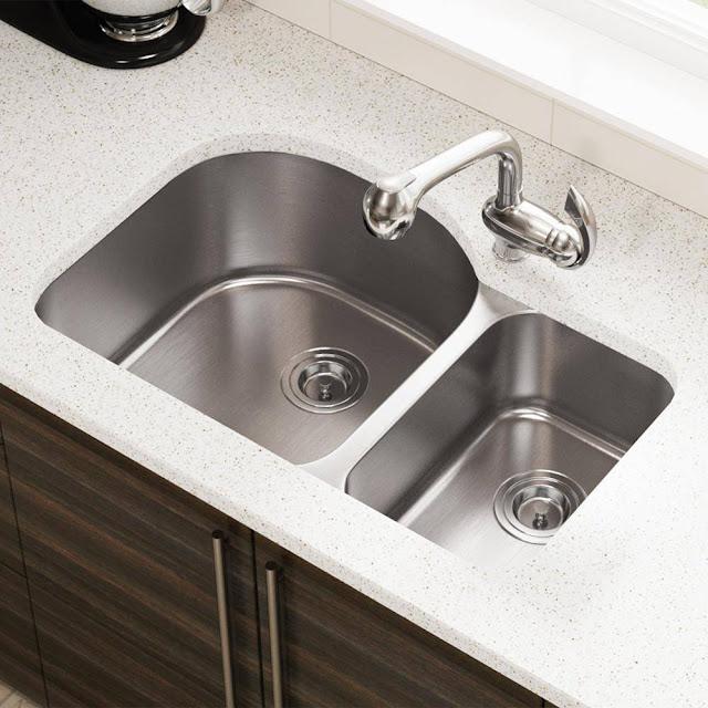 Modern Kitchen Sink Designs and Ideas 2020