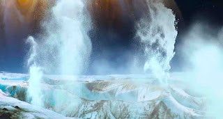 NASA confirms the presence of water vapor on the surface of Europa