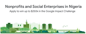 Apply For The Google Impact Challenge In Nigeria