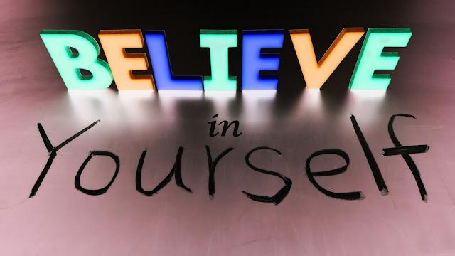 Semua Masalah Akan Selesai Dengan Percaya Pada Diri Sendiri