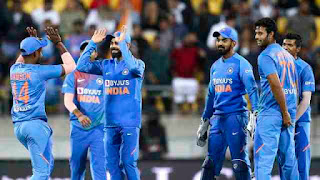 New Zealand vs India 4th T20 Highlights - 31st January 2020