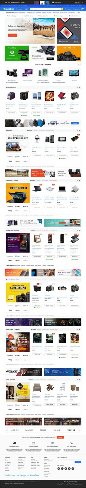 Best Responsive BigCommerce Template