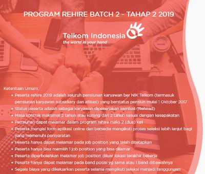 Loker Indonesia Terbaru BUMN Juli 2019